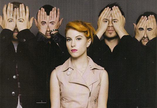 Paramore v Kerrang
