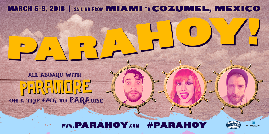 It's Back! Parahoy 2!